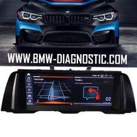Навигация с ANDROID 10 4GB РАМ BMW F10 F11 БМВ Ф10 Ф11 Андроид CIC NBT