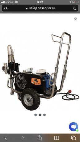 inchiriez pompa airless / pompa glet /pompa zigravit glet mecanizat