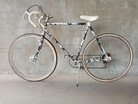Градски, шосеен велосипед - city camouflage