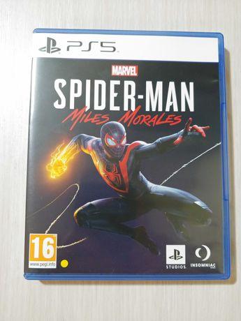 Joc Marvel Spider-Man Miles Morales PS5