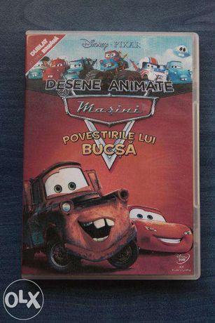 Cars - Masini - Povestirile lui Bucsa - DVD desene animate