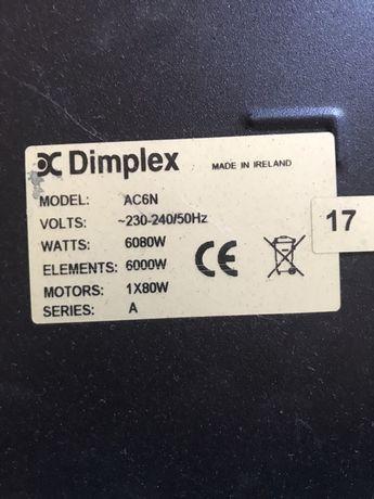 Продавам Топловъздушната завеса Dimplex модел AC6N