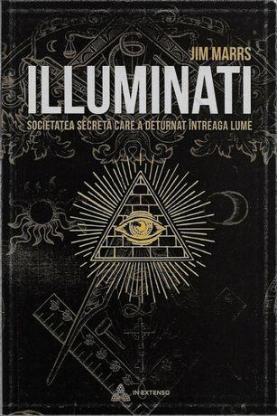 Cartea ILLUMINATI, societatea secreta, istorie, francmasonerie