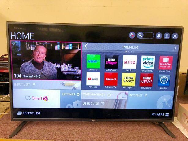Жк LG 110 см SmartTV, Wi-Fi,YouTube