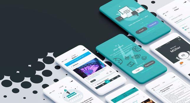 Разработка мобильных приложений для вашего бизнеса от 100 000 тнг.