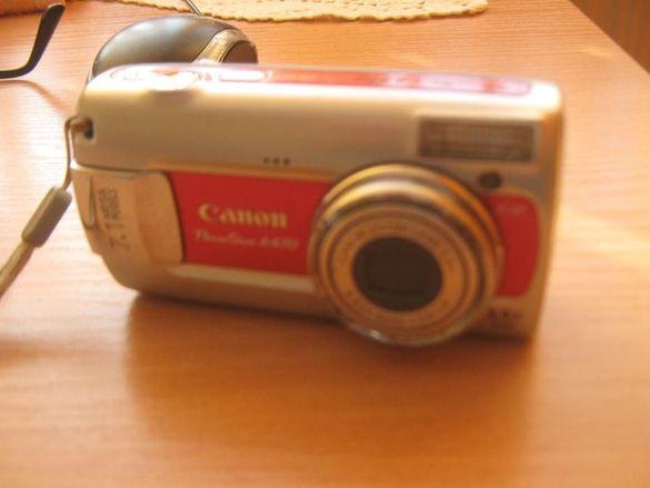 Фотоапарат Canon A 470 и Samsung ES30