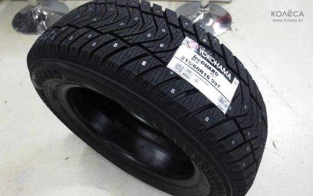 Зимние шины Yokohama Ice Guard IG65 шип 215/60R16 Йокохама ВСЕ размеры