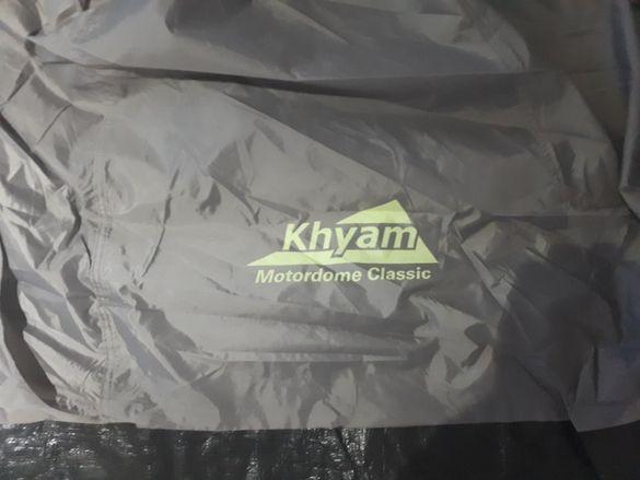Спално за Кhyam motordome classic