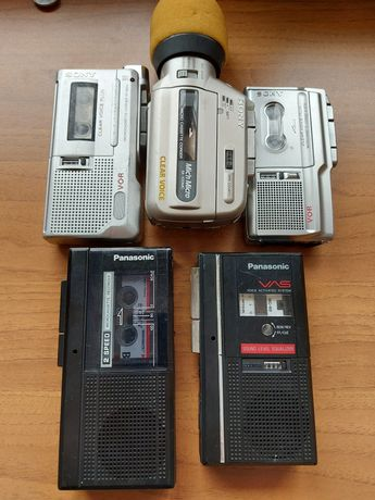 Walkman/reportofon sony,panasonic.