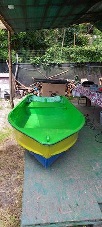 Vand barca aluminiu 370/145 canadian