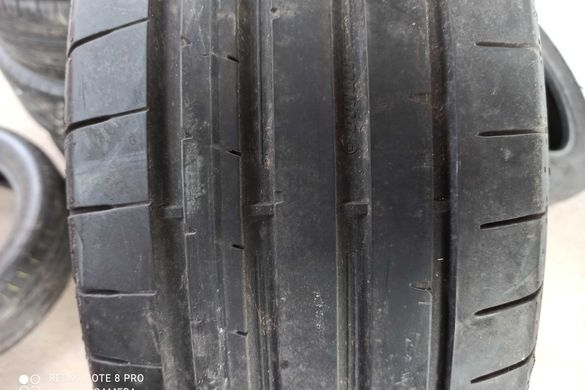 2бр.летни гуми 235/55/17 Dunlop
