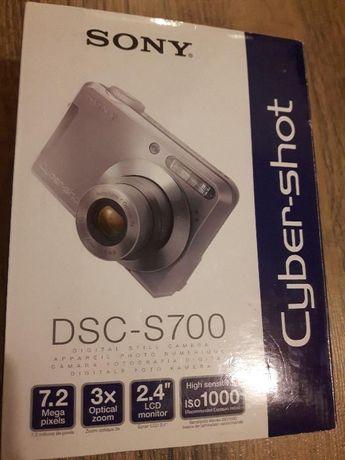 Aparat Foto Sony DSC-S700