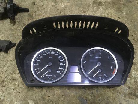 Километраж бмв е60 дизел