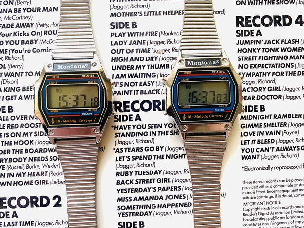 Легендарные часы Montana (оригинал)