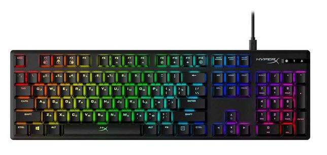 Клавиатура HyperX Alloy Origins HX-KB6RDX-RU