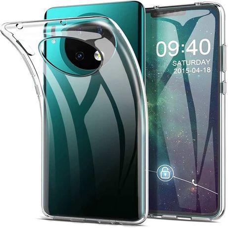 Husa Ultra Slim Din Silicon Transparenta - Huawei Mate 30 / 30 PRO
