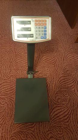Весы 180кг хорошего качества STARLUX