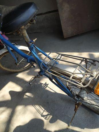 Велосипед Салют в отличном состоянии