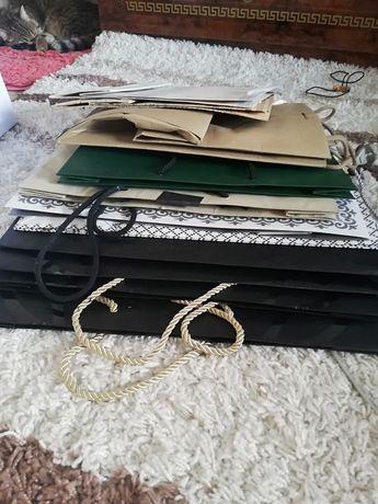Упаковочные пакеты, подарочные, разные