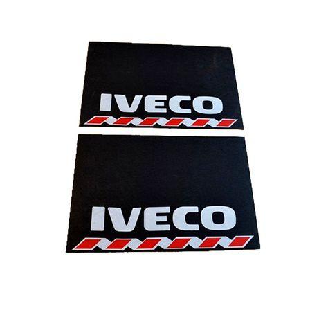 Калобрани за IVECO гумени размер 60/40 см задни ИВЕКО 2 броя
