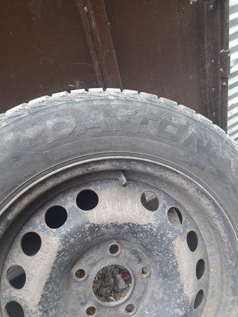 гуми  с джанти за опел 5*110