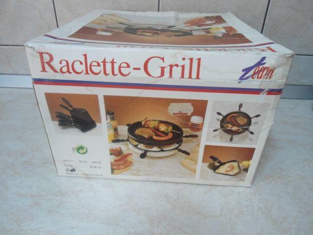 Raclette Grill Team Rac 1, pentru 6 persoane.