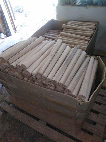 Производство,струговане и фрезоване на дървени детайли