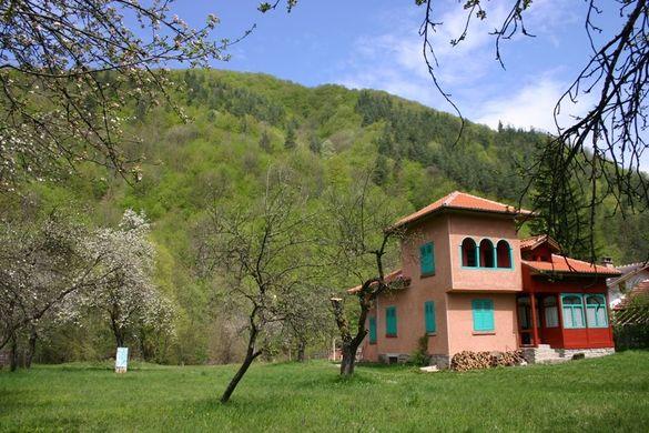 Аристократична къща в Рибарица