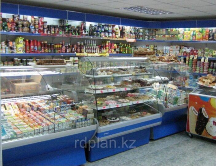 Сдаётся магазин с лицензией с хорошей проходимостью на Сыганак