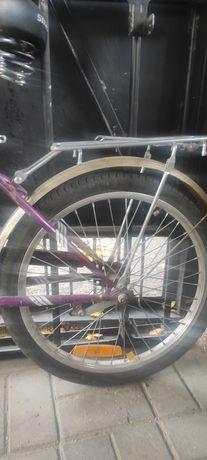 Велосипед быстрый