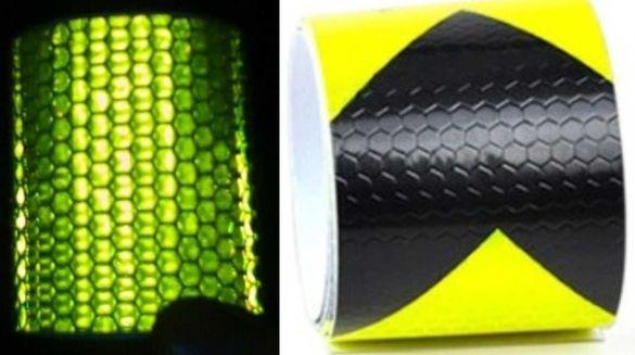 Светлоотразителни ленти 5м, 3м и 1м