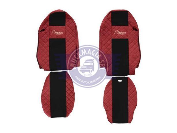 Set huse scaune pentru MERCEDES ACTROS MP3 (01.07-12.10)diverse culori