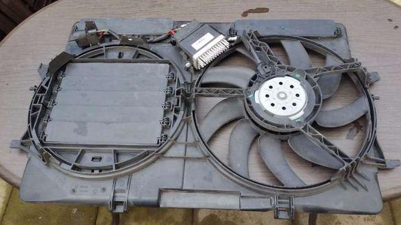 Дифузьор с перка управление Ауди А4 Б8 Ауди 5 8Т Audi A4 B8 Audi A5 8t