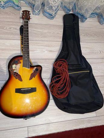 Гитара электроакустика