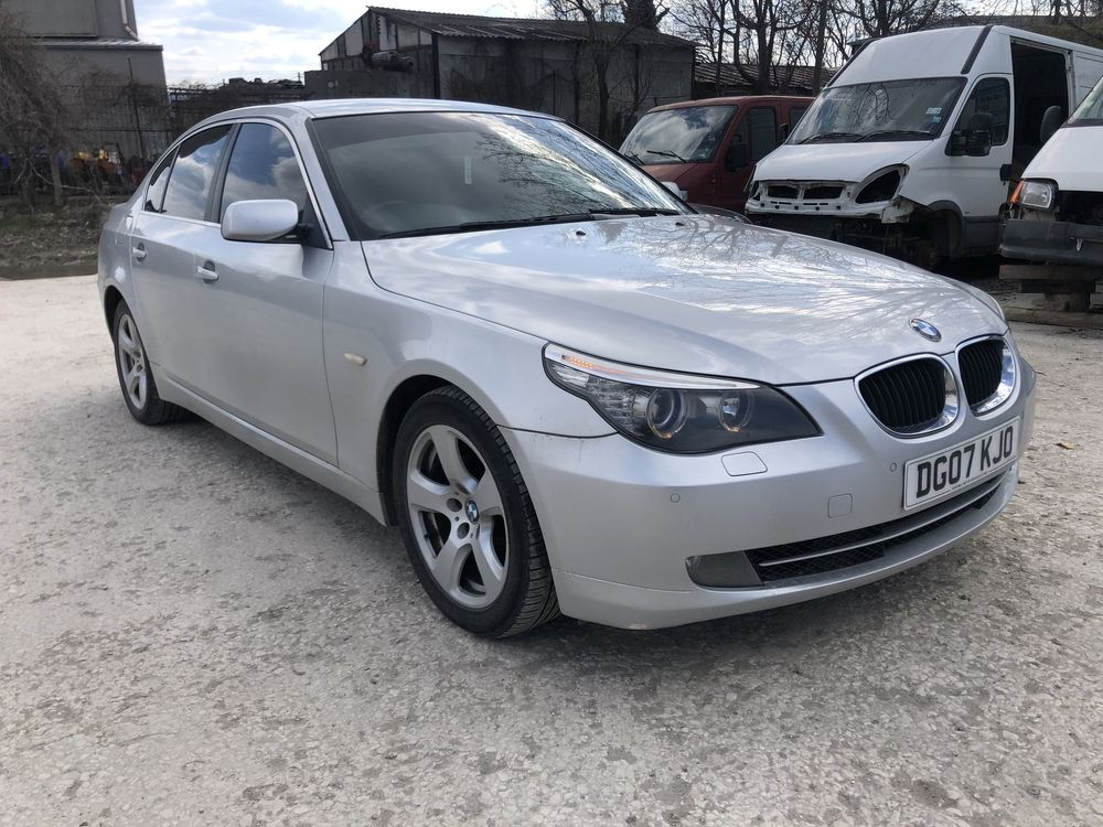 BMW 520D E60 facelift БМВ 520Д Е60 фейслифт 163кс '07г