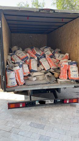 Вывоз мусора всякого хлама на свалку