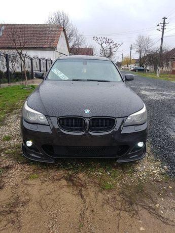 Grile Centrale compatibil cu BMW Seria 5 E60 (2003-2009) Negru Lucios