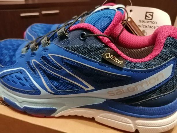 Pantofi alergare impermeabili Salomon X-Scream 3D GORE-TEX, 37 1/3