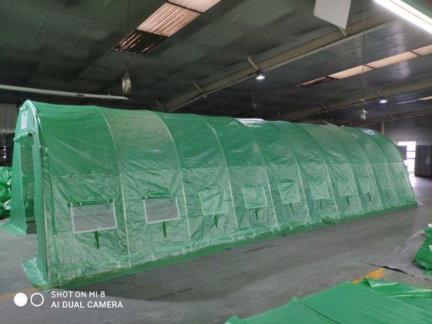 Solar/Sera Gradina tip tunel folie armată-teava galvanizata i