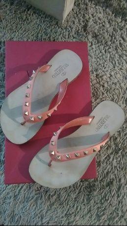 Дамски оригинални чехли Valentino