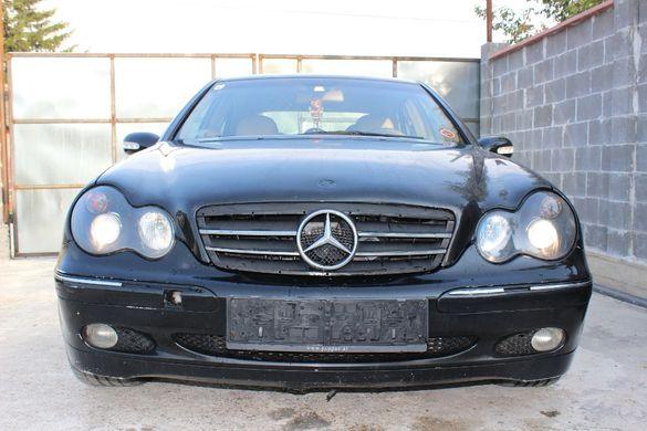 НА ЧАСТИ!!! W203 C220cdi Sedan Мерцедес/Mercedes Ц-класа