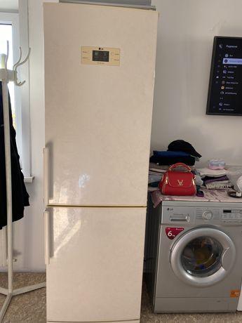 LG no frost холодильник+ LG DD 6 кг стиралка!Рабочие!