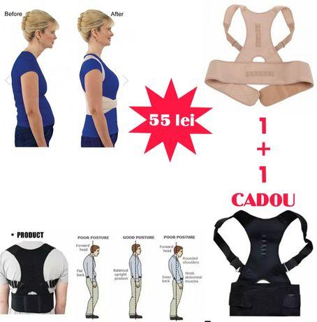 Ham corset pentru îndreptarea spatelui 1 + 1 CADOU