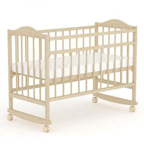 Кровать детская, матрас и бортики