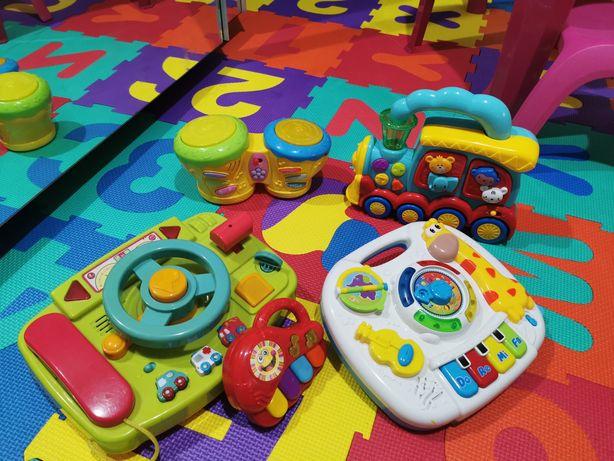 Lot jucării bebelusi