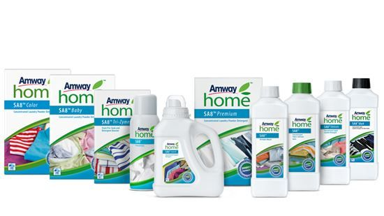 Перилни препарати AMWAY HOME