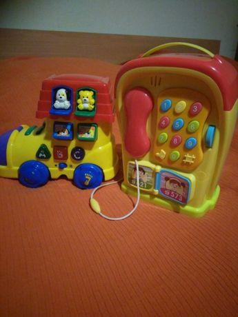 Музикални играчки-лот 25лв.