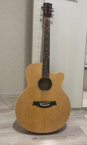 Продается гитара новый