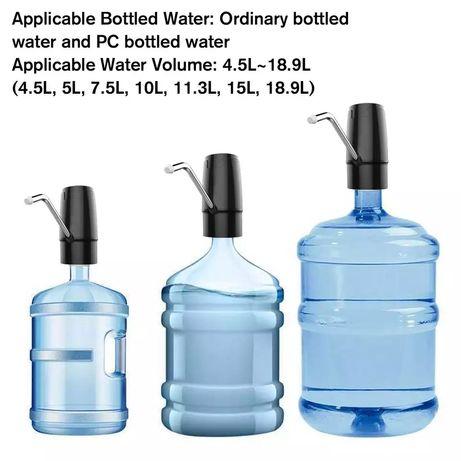 Электро помпа на бутыль насос для воды помпа для воды