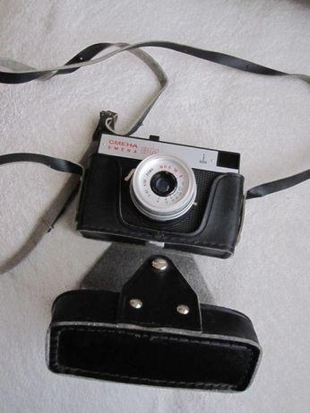 стар руски фотоапарат Смена 8 с кожен калъф